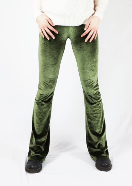 Velvet flared pants Archieven FLRD Flared Pants